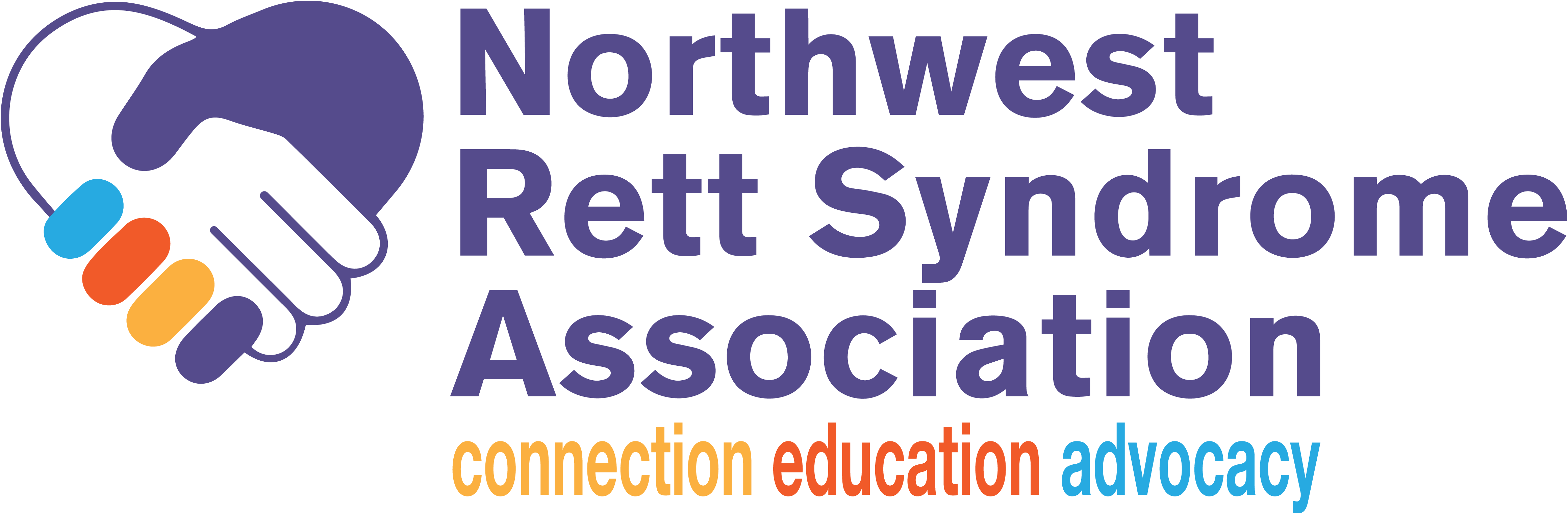 Northwest Rett Syndrome Association logo.